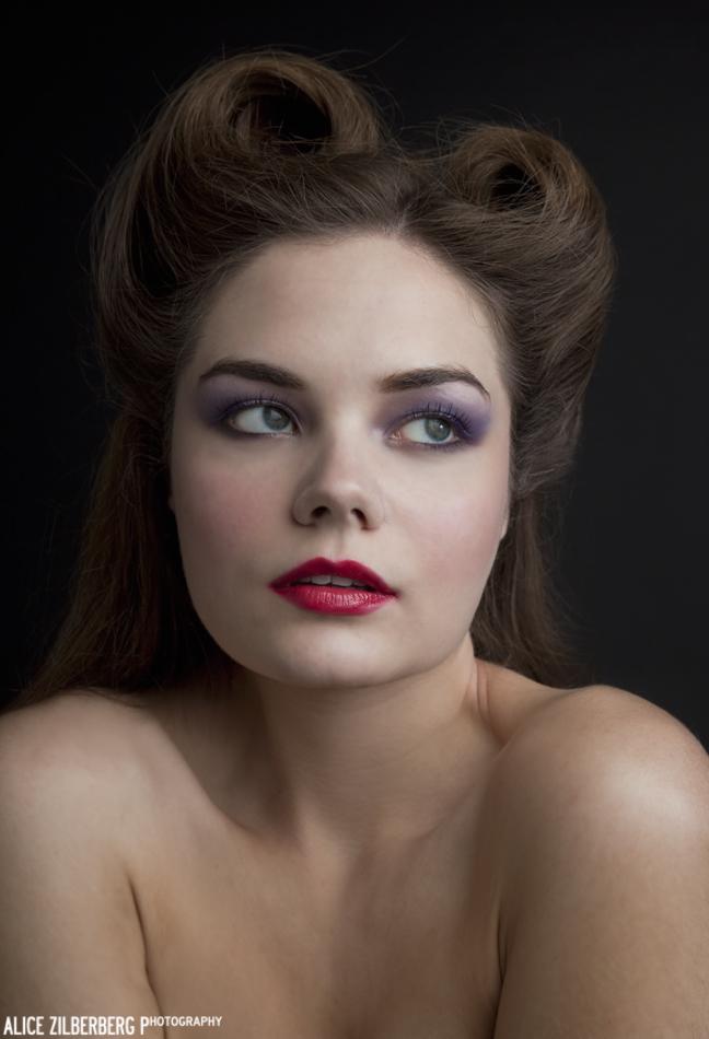 Female model photo shoot of Joanna Las by Alice Zilberberg