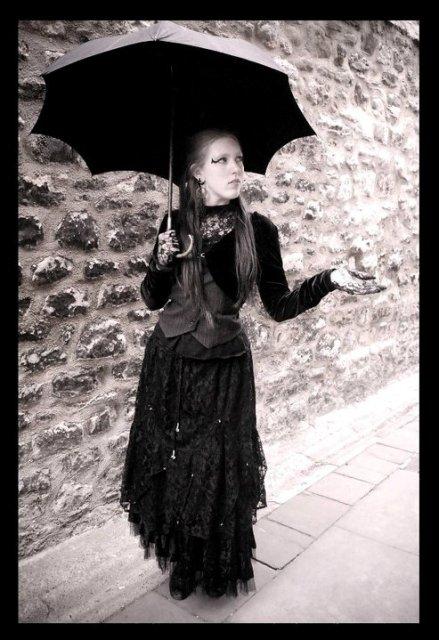 Oxford Oct 17, 2010 Strange Angel PhotoGrafix Traditional/Victorian Gothic