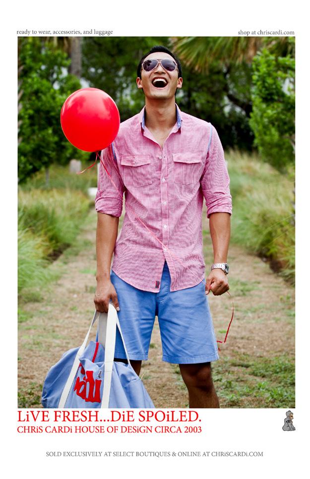 Male model photo shoot of Chris Cardi in Miami Beach