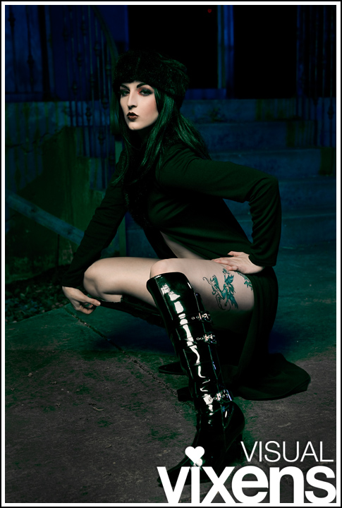 Female model photo shoot of Brea Creech