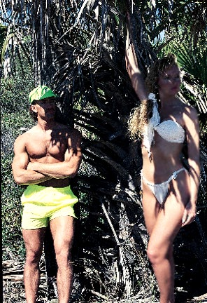 Male model photo shoot of Jay Hurst in Hilton Head Island
