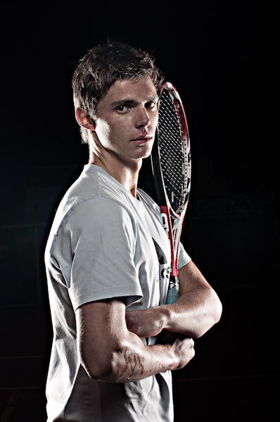 Male model photo shoot of Marc Hollander