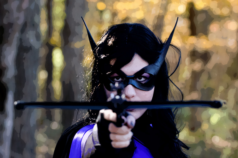 Oct 20, 2010 Im the Huntress... and youre my prey...