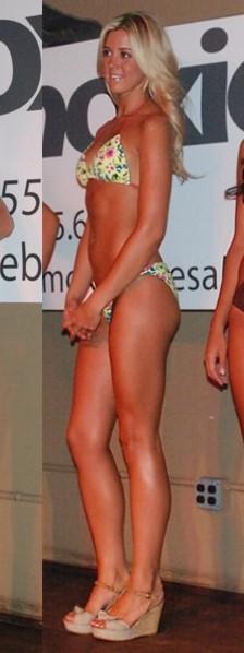Oct 20, 2010 PJ Whelihans Bikini Contest 2010-Victoria Field