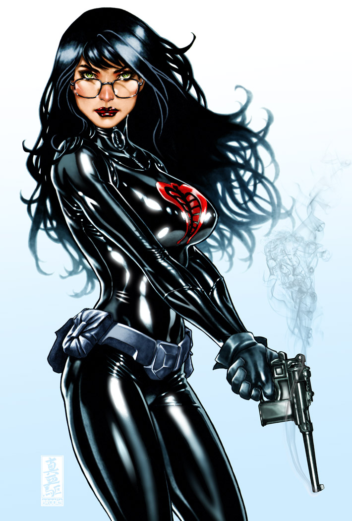 Oct 21, 2010 Hasbro and Mark brooks Baroness