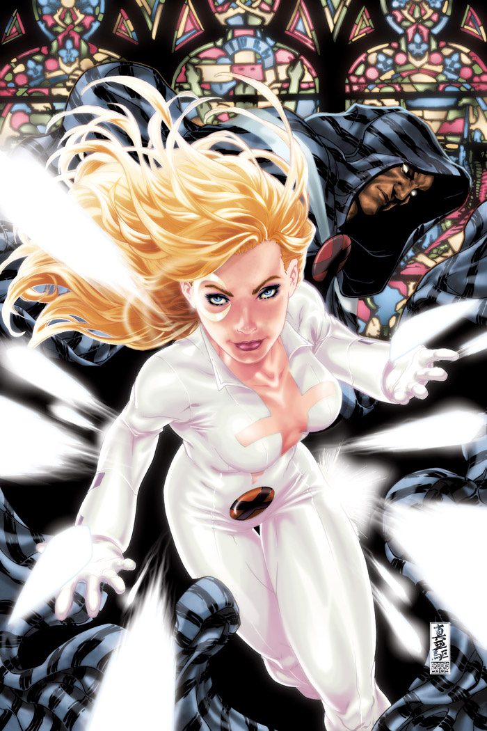 Oct 21, 2010 Marvel Comics and Mark Brooks Cloak and Dagger