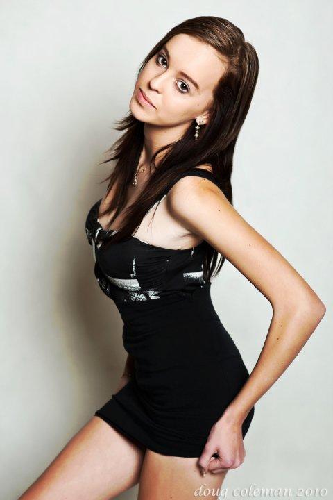 Female model photo shoot of Brooke Terrell by Pixelsculptures in Doug Coleman's Studio