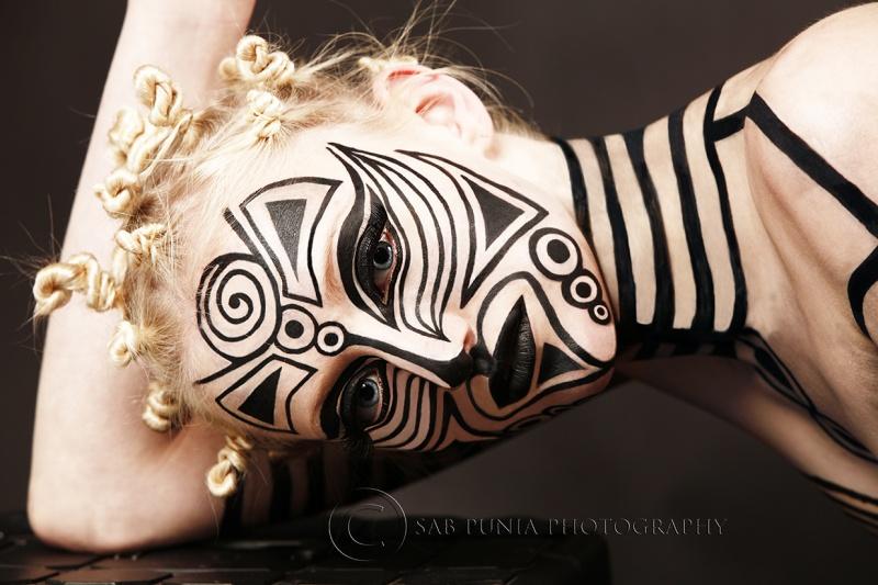 Birmingham Oct 22, 2010 sab punia photography 2010 Tribal 1/Photographer/Hair /Makeup / Style = SAB PUNIA