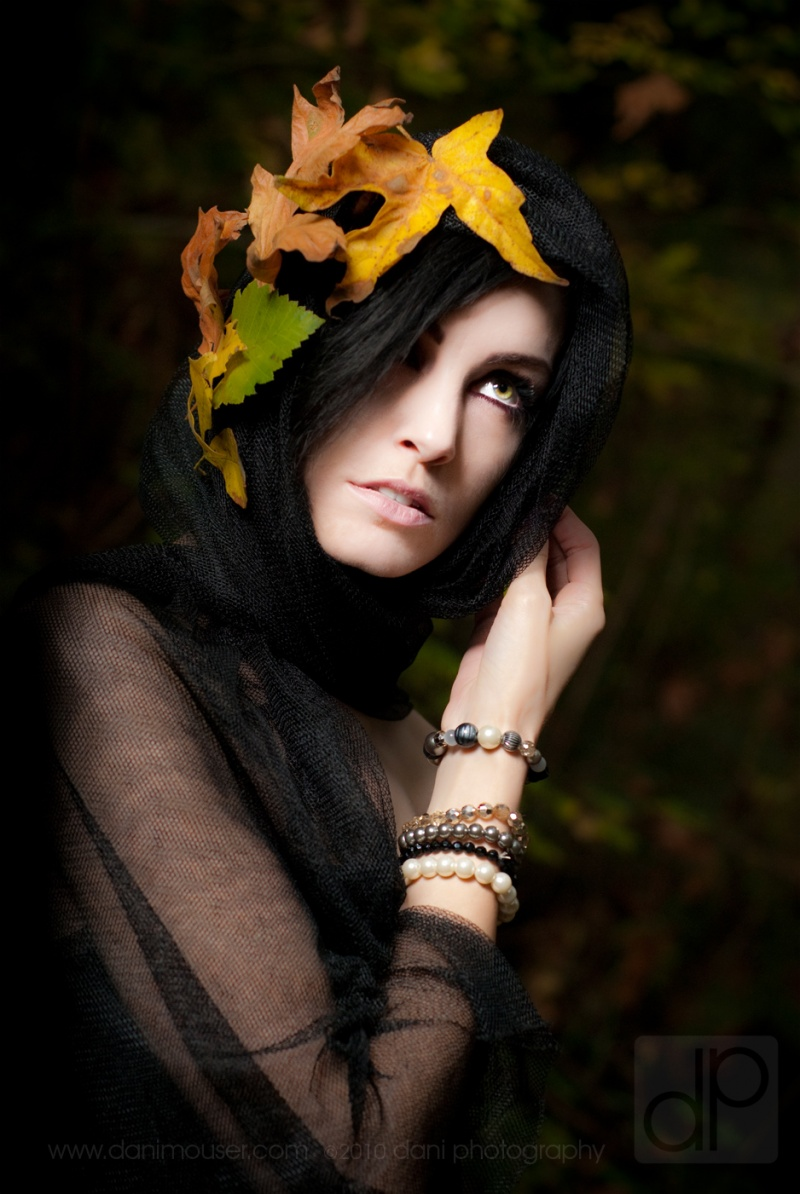 Female model photo shoot of Dani Benton Photography and Anamarie Antoinette, makeup by Make-up by Amanda Marie