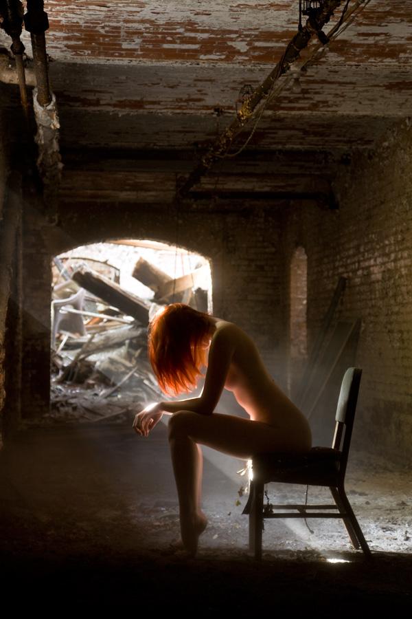 An abandoned insane asylum Oct 22, 2010 2010 In the dusty basement (POTD winner 10/25/10)