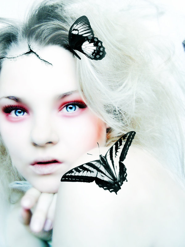 Oct 23, 2010 Megan L. Wheeler Butterfly Doll