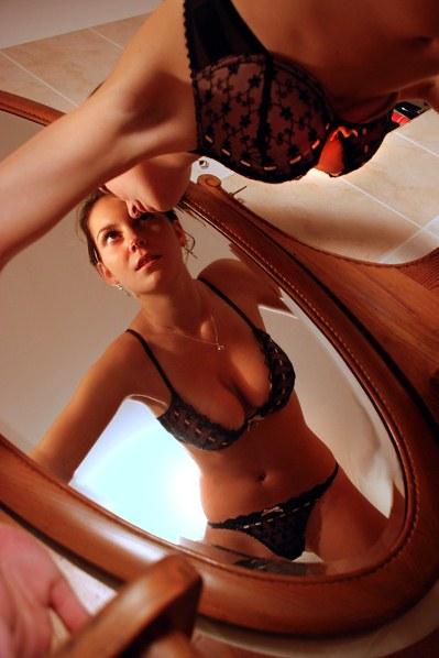 Female model photo shoot of BaraV in Studio-prague.com  ,  Czech Republic