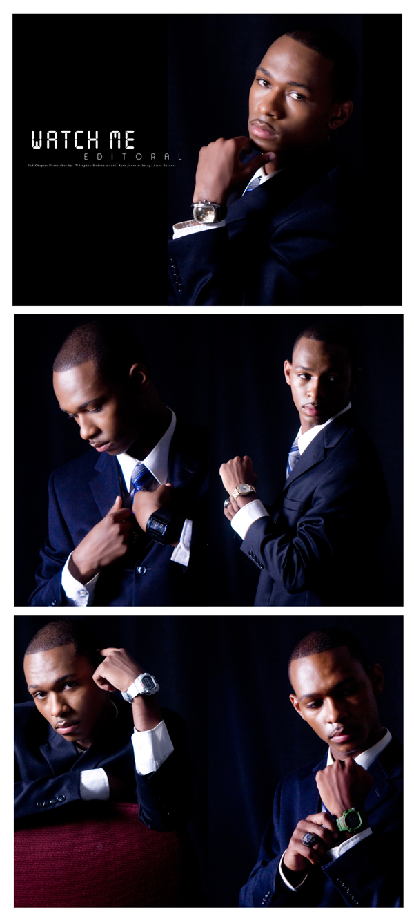 Male model photo shoot of 2nd Chapter Photo