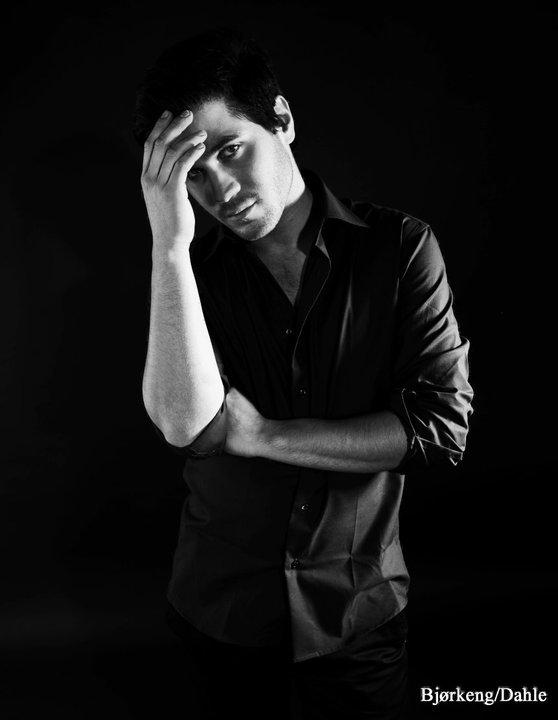 Male model photo shoot of JRB Foto in Oslo