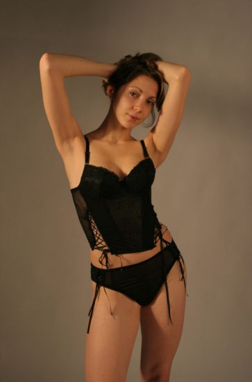 Female model photo shoot of Mizz  Honey