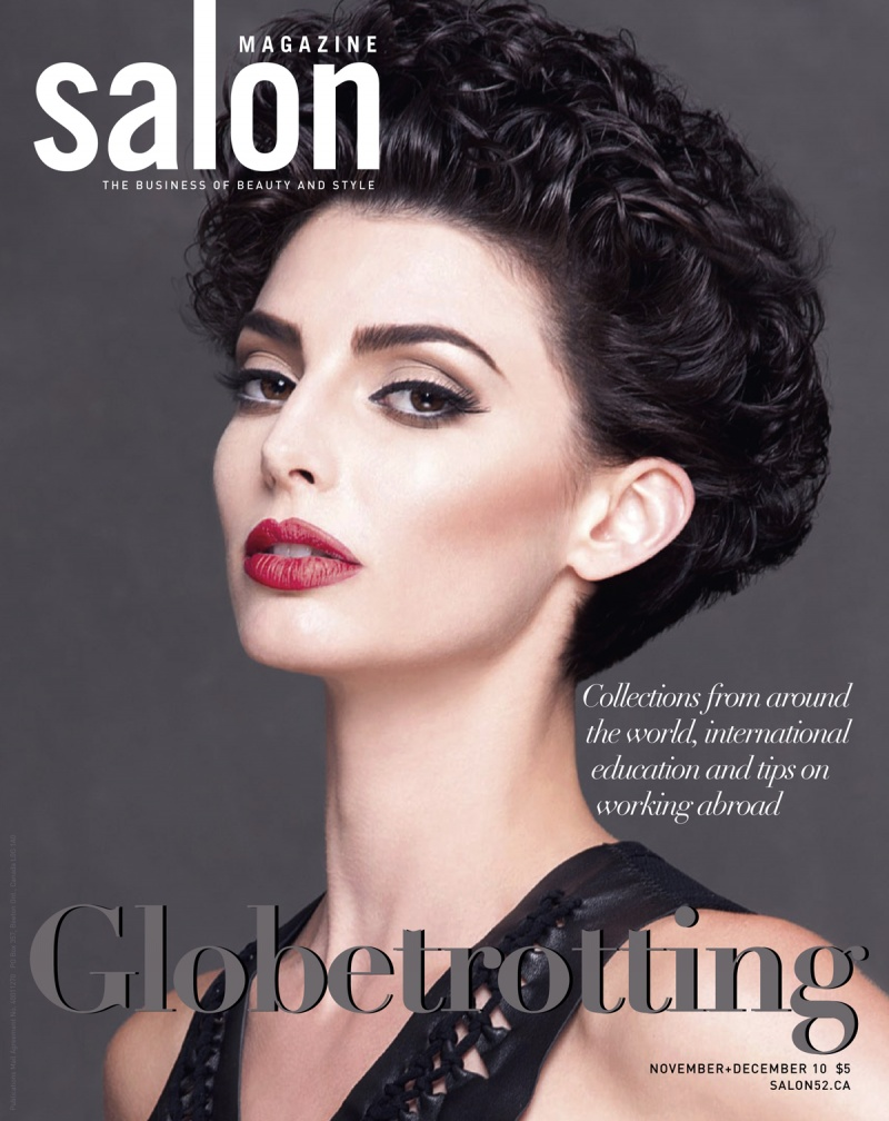 Southern California Oct 28, 2010 Gary Lyons New Salon Mag Cover