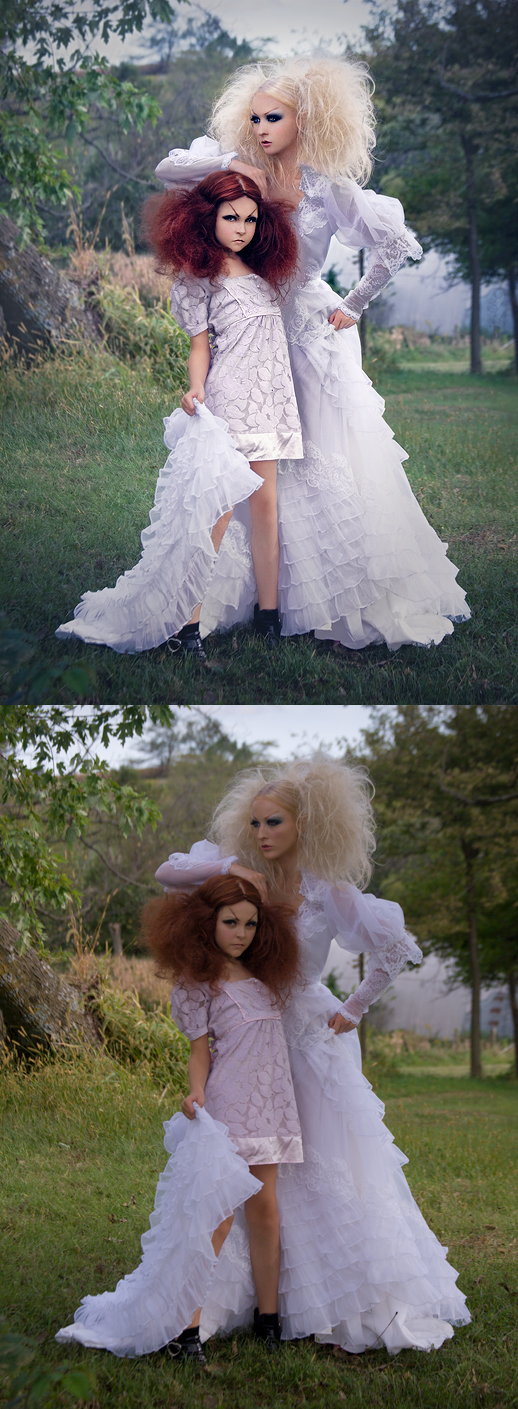 Oct 29, 2010 Kelly E Fairy tale, cool and dreamy - retouching for narrative rather than beauty ($95)