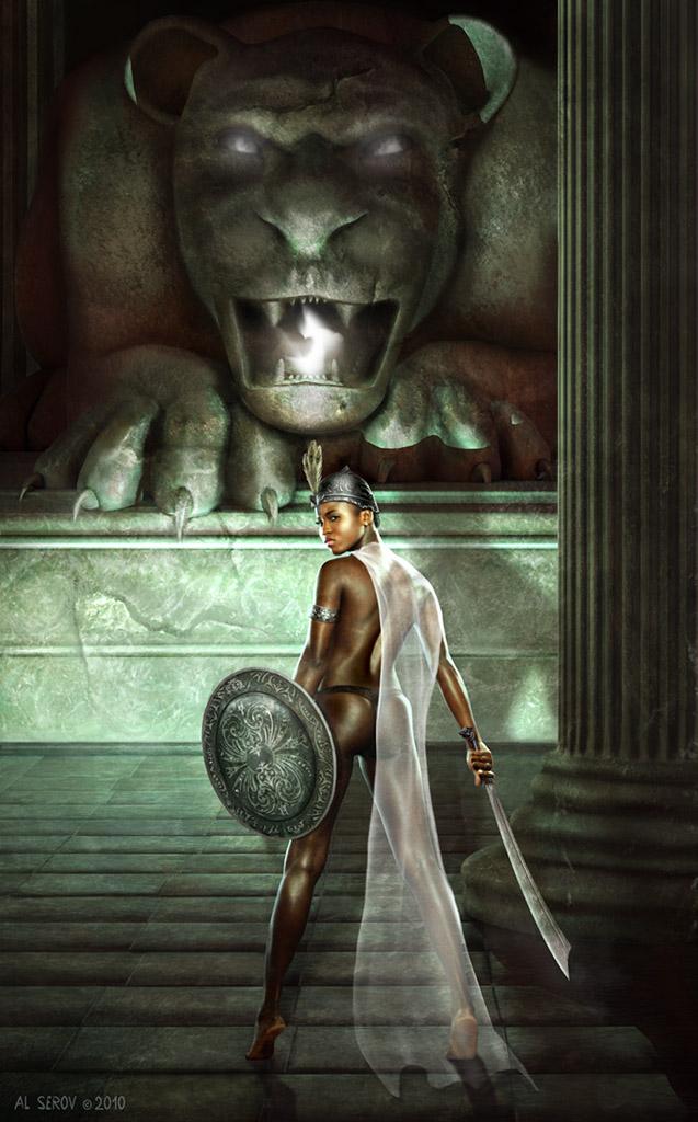 Oct 29, 2010 ©2010 Al Serov The Temple of Doom