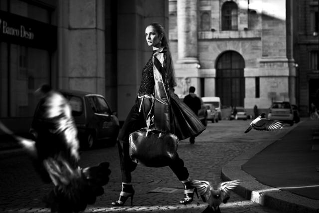 Oct 29, 2010 Photographer : Alberto Maria Colombo. Mua : Jessica Lacchia