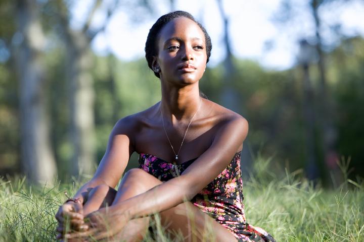 Female model photo shoot of Kamara Innis by Ashfoto