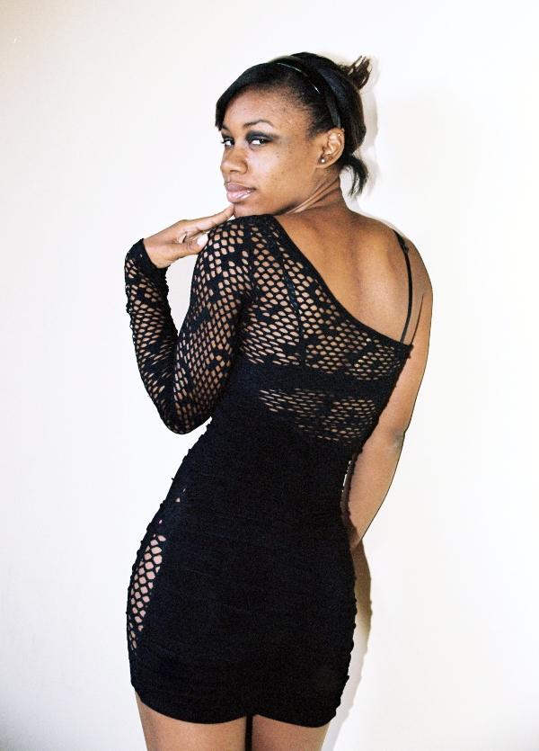 Female model photo shoot of SHONTE P by Ott Photography