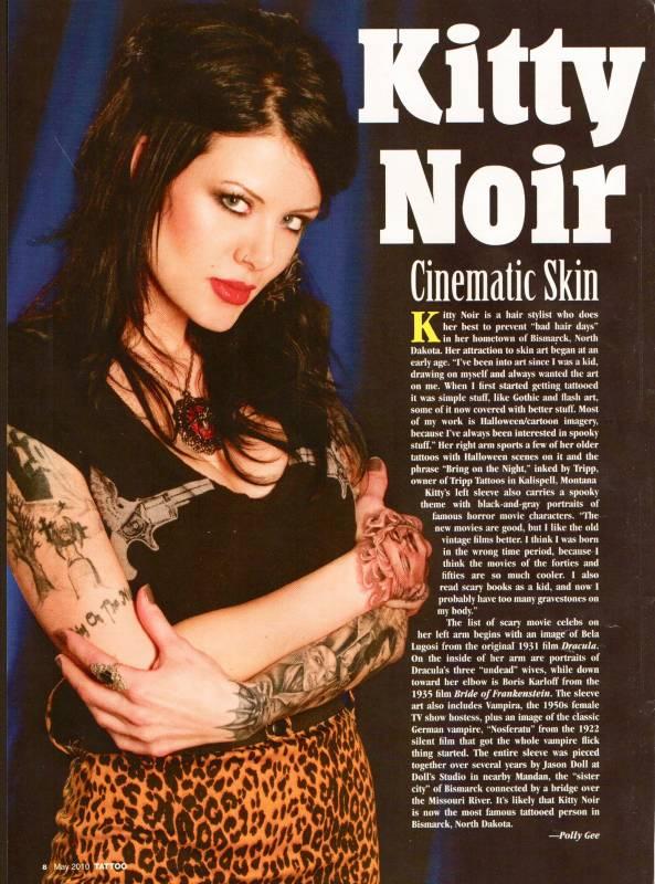 Nov 01, 2010 tattoo magazine