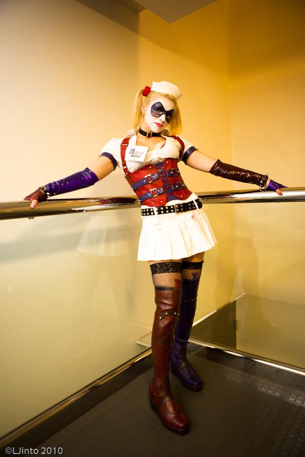 Nov 02, 2010 LJinto Harley Quinn