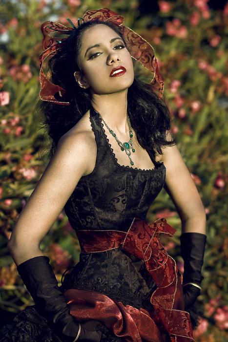 Devore CA Nov 02, 2010 Danielle Bee Professional Makeup Artist Devore Shoot