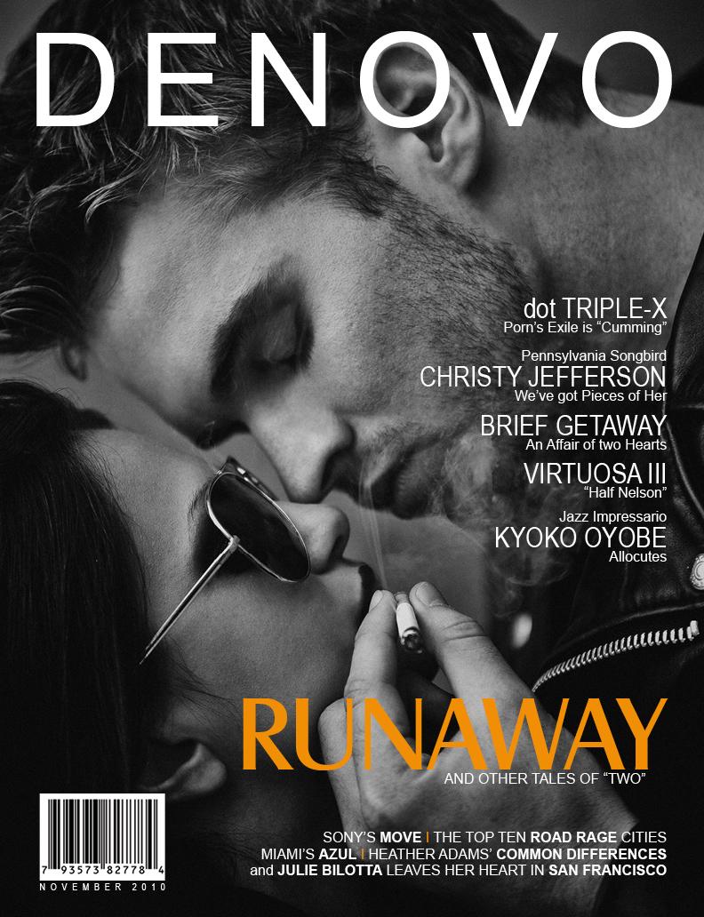 New York, NY Nov 03, 2010 �©2010 DENOVO November 2010 Cover