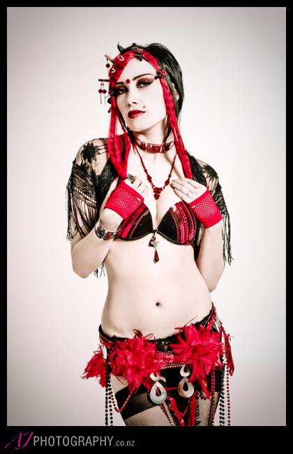 Studio Nov 03, 2010 AJ Photography Eva Strangelove 2010