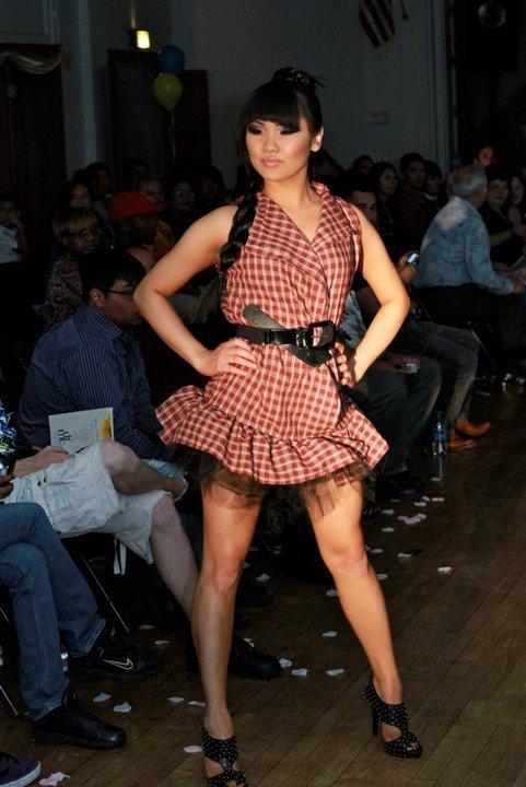 Female model photo shoot of Muey Saechao by Scot Woodman in merced, ca