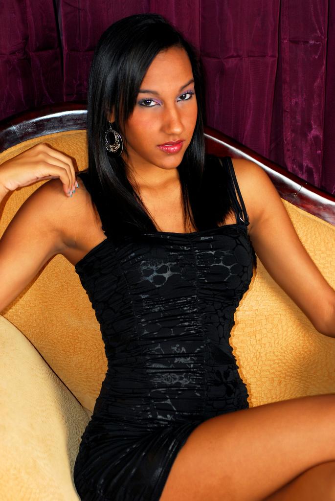 Female model photo shoot of Nessie Blaze by Docta Shock Fotografix