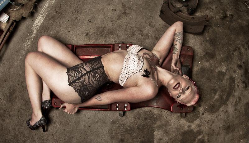 Male model photo shoot of Michael Warf