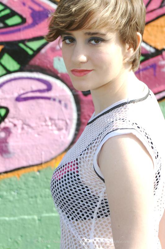 Female model photo shoot of Lindsay Abbott by Scott Swanson in Charolettesville, VA