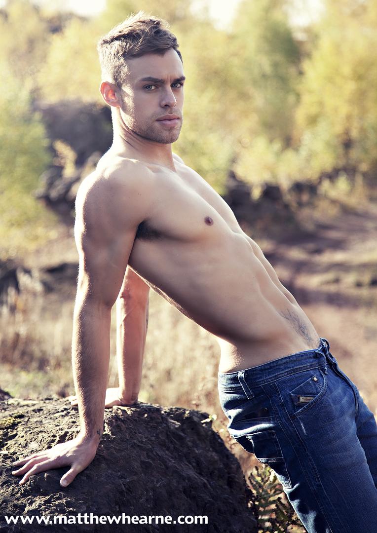 Male model photo shoot of Matthew Hearne in Edinburgh