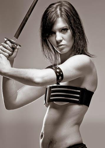 South Florida Nov 06, 2010 George Quiroga Female Warrior - Confidence