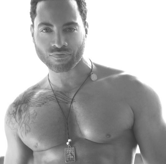 Male model photo shoot of D Phoenix by TR PHOTO in Los Angeles
