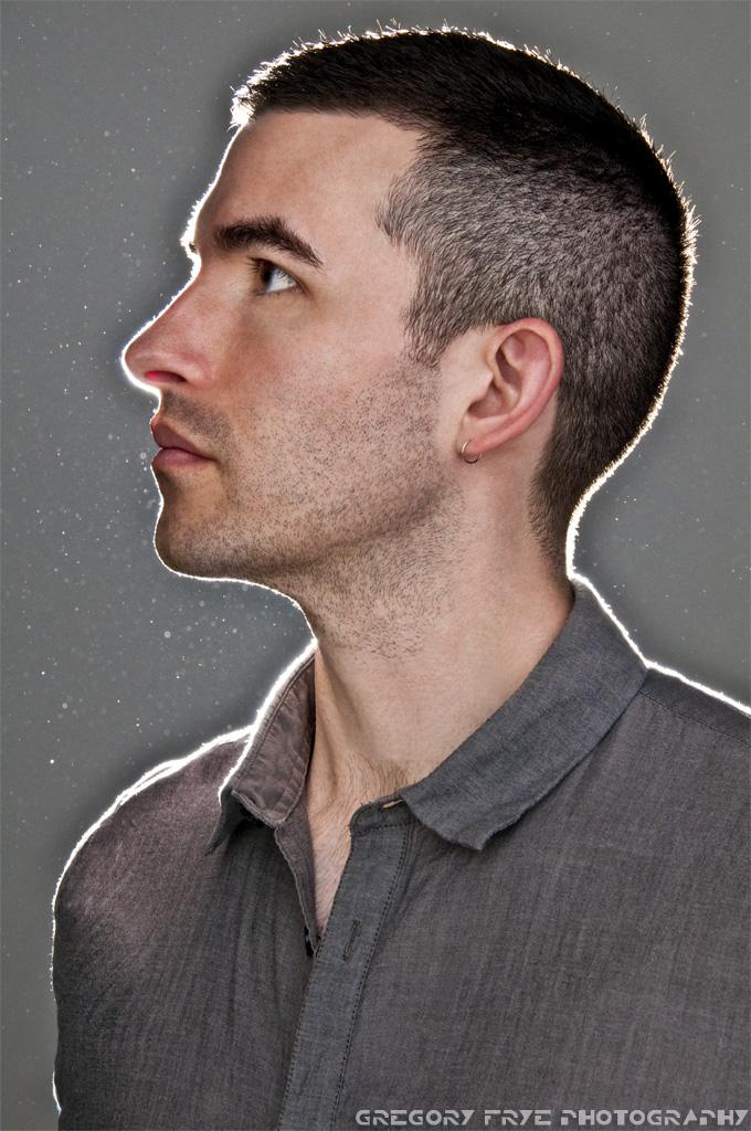 Male model photo shoot of Gregory Frye