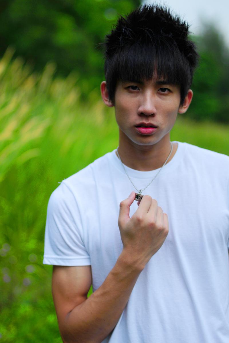 Male model photo shoot of Kawei by cckue