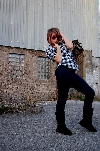 Female model photo shoot of Arabelle