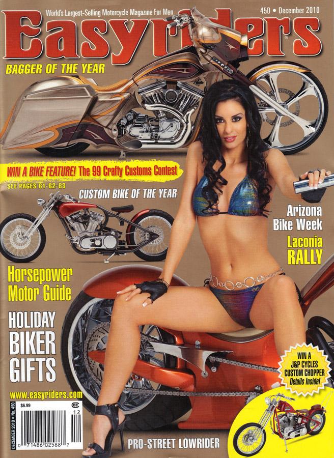 Ft. Lauderdale, FL Nov 07, 2010 Easy Rider - December 2010 ;)