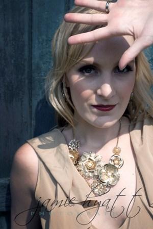 Female model photo shoot of Angela Moody in Fish Creek Park, Calgary AB