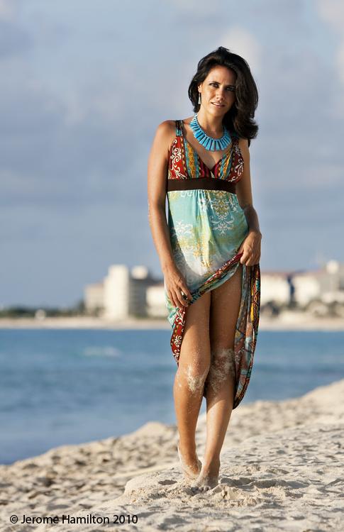 Crown Paradise Hotel - Cancun, Mexico Nov 08, 2010 Brazilian Dress