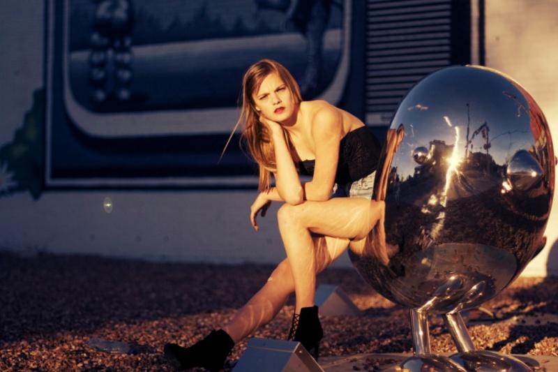 Female model photo shoot of ForeverScene by Ann He in Dallas, TX