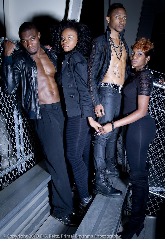 Male and Female model photo shoot of Primal Rhythms Photo, Daegu, ERIC vs ERIQ and Alejandres