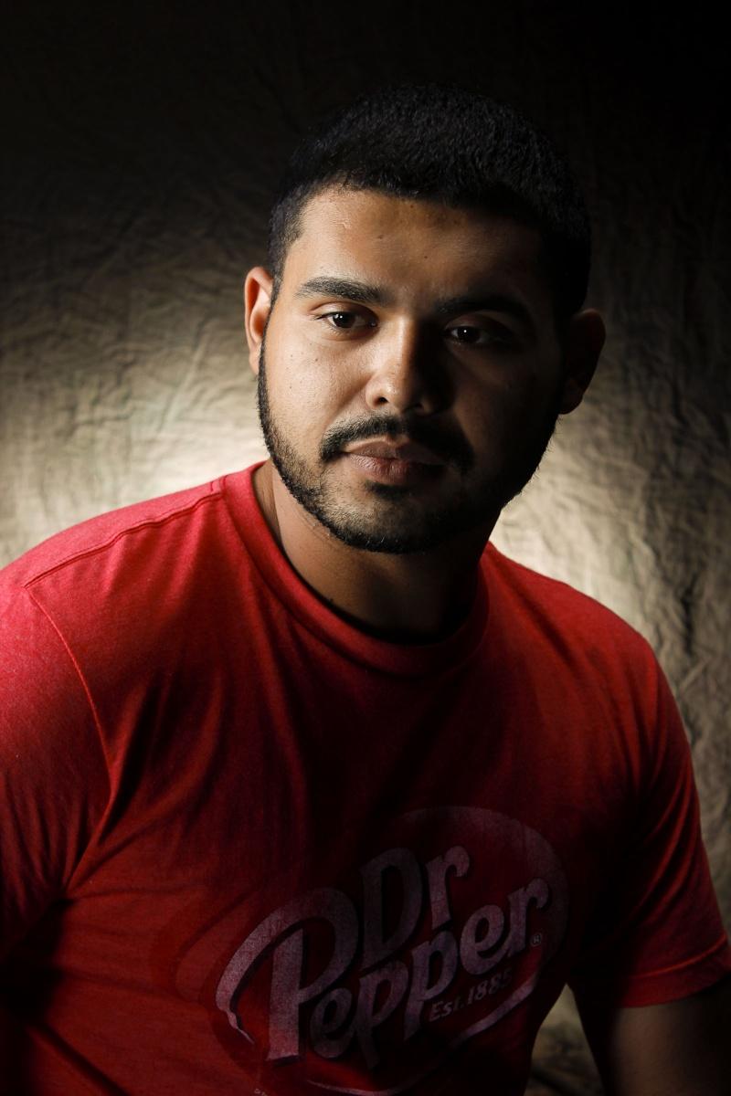Male model photo shoot of Freddy Velasquez
