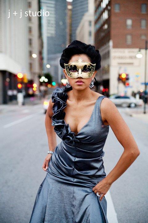 Downtown Dallas Nov 12, 2010 Masquerade in the street  )