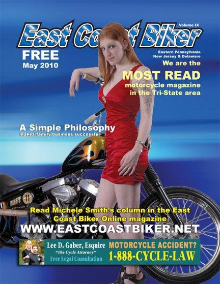 East 11 Motorcycle Exchange Nov 12, 2010 Norm Keller Ms May 2010 East Coast Biker