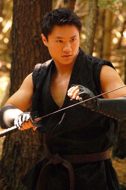 Male model photo shoot of Sean Liu