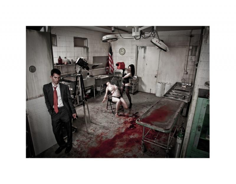 Sarasota, FL Nov 14, 2010 2010 Clint Weldon Blood for Oil (3 of 3)